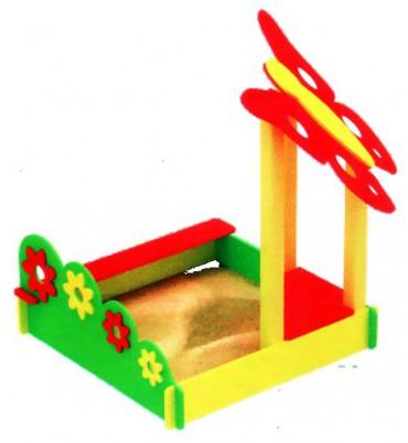 Песочница «Бабочка -2»