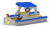 Песочница «Яхта»