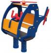 Качалка на пружине «Вертолет»