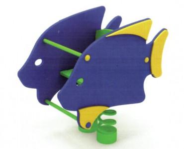 Качалка на пружине «Рыбка»