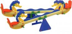 Качалка-балансир «Морской конек» двойная
