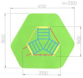 Спортивный комплекс тип-2