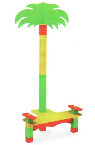 Скамья «Пальма» тип-1