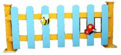 Забор «Лесная поляна -2»